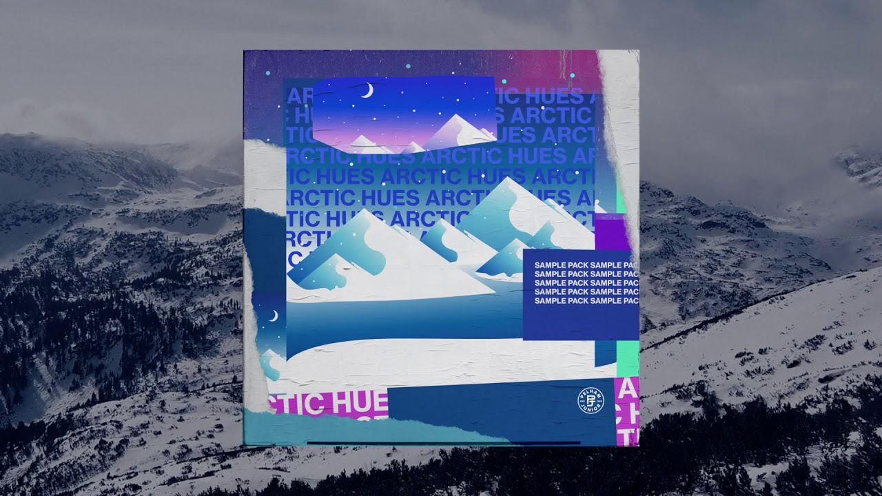 Pelham & Junior - Arctic Hues Sample Pack