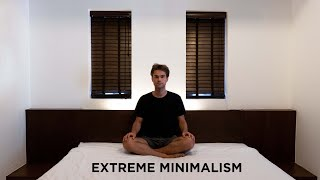 Extreme Minimalism: I Only Need One Item In My Life