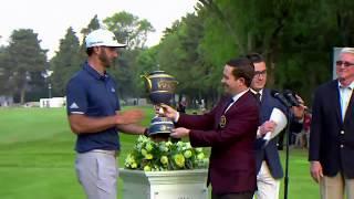 ¡Arranca la jornada para Tiger Woods y Abraham Ancer en la Ronda 2 del WGC -Mexico!