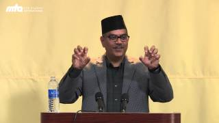 Service to Humanity is Part of our Faith - Mujeeb Ayaz - Jalsa Salana West Coast USA 2014