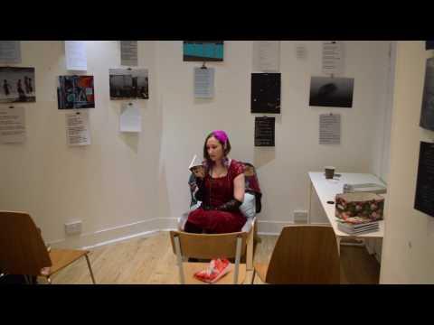 Brighton Fringe Festival 2017 Bizarro Book Reading At Made Cafe