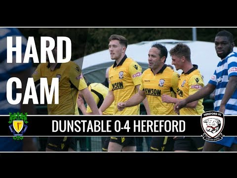 Hard Cam Goals: Dunstable Town 0-4 Hereford FC