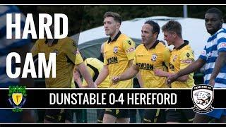 Video Hard Cam Goals: Dunstable Town 0-4 Hereford FC download MP3, 3GP, MP4, WEBM, AVI, FLV Juli 2018