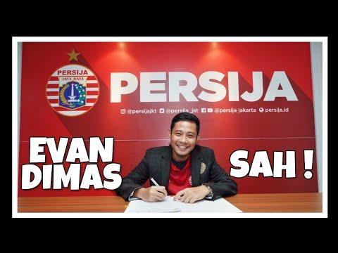 Evan Dimas Resmi Ke Persija Musim 2020