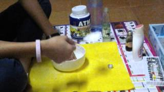 Repeat youtube video วิธีการทำดินเบาแบบง่ายๆ