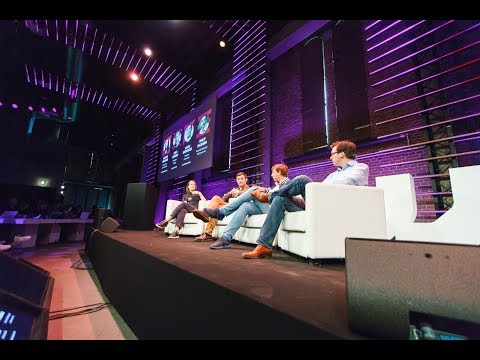 Panel: Creative Growth Strategies Behind Europe's Fastest Growing Companies | TNW Conference 2017
