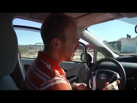 2011 Toyota Prius Hybrid  Quick Drive/Review