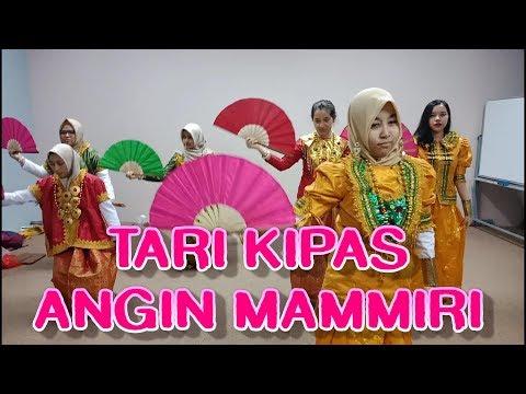 TARI KIPAS ANGIN MAMMIRI | TARI KLASIK YANG FENOMENAL