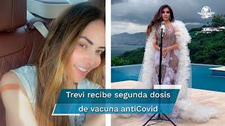 La cantante contó su experiencia en redes sociales, donde recordó que las reacciones de la vacuna son distintas en cada persona