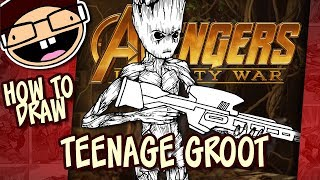 whoa language groot