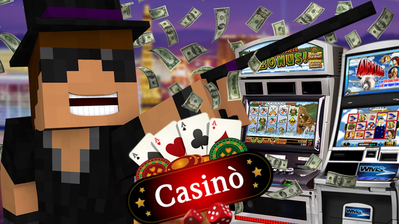 Minecraft Casino Plugin