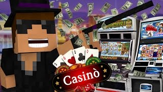 "Casino in Minecraft!! ""CasinoCraft"""
