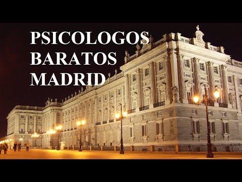 PSICOLOGOS BARATOS EN MADRID
