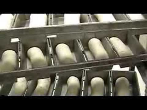 860 & 860L Bread & Roll Moulders for Artisan, Wholesale and Retail Bakers