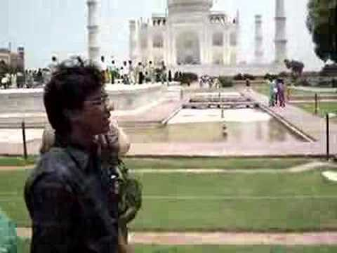 Taj Mahal Story by an Indian Tour Guide