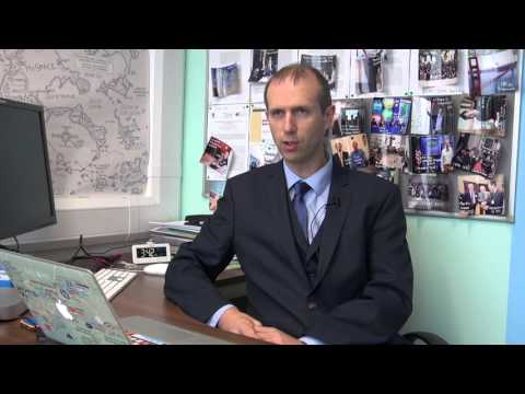 Galway City Innovation District's John Breslin on