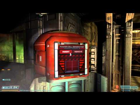Doom 3 Resurrection of Evil - PC Trailer (new trailer)