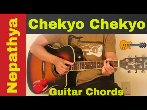 Chekyo Chekyo | Nepathya Band - guitar chords | lesson | tutorial ...