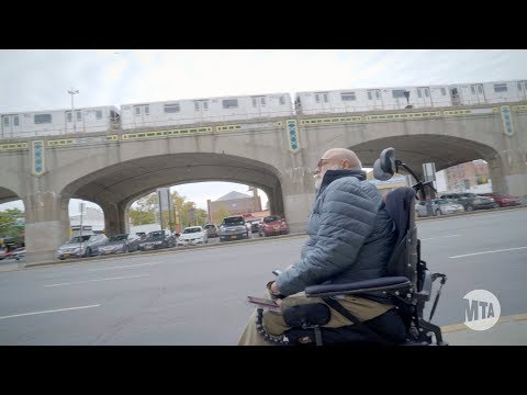 MY Access-A-Ride: John Hatchett