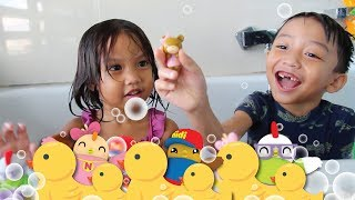 Didi & Friends , Mandi Bersama Didi & Friends , Lagu Mandi