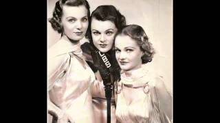 Ben Selvin, Pickens Sisters - Nobody Loves No Baby (1931)