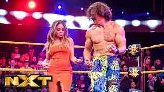 Kayla Braxton joins Eric Bugenhagen's epic encore: NXT Exclusive, Feb. 6, 2019