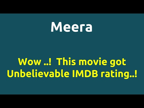 Meera |1992 movie |IMDB Rating |Review | Complete report | Story | Cast