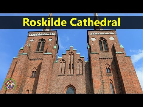 Best Tourist Attractions Places To Travel In Denmark | Roskilde Cathedral Destination Spot
