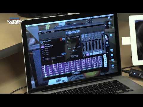 Guitars And Gear Vol. 35 - Fishman Triple Play Wireless MIDI Guitar Demo