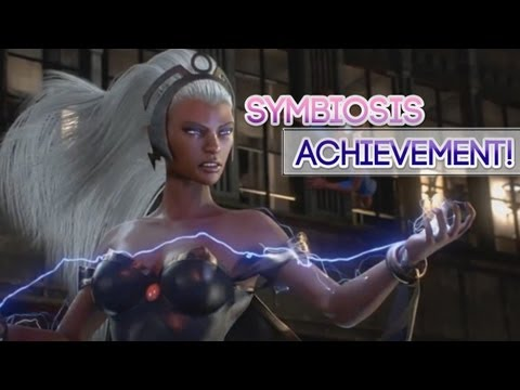 Symbiosis & Power Duo Achievement - Marvel Avengers: Battle For Earth