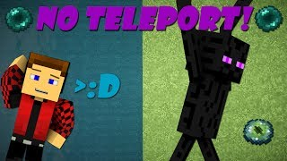 If Endermen Couldn't Teleport - Minecraft