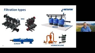 Selecting the right filter for the job - Netafim Webinar at Nampo Virtual