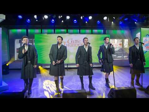 Celtic Thunder - Ireland's Call ( Lyrics)