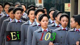 2017.1.6Filming 宝塚音楽学校本科生(103期)