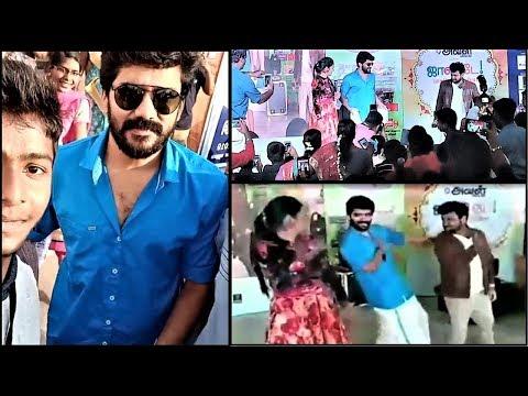திருச்சியில் ரசிகர்களிடம் ஆடிப்பாடி மாஸ் காட்டியகவின் !!|TamilCineChips