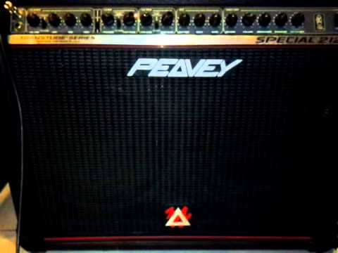 peavey special 212 amp test youtube. Black Bedroom Furniture Sets. Home Design Ideas