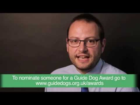 Guide Dogs Annual Awards Breaking Down Barriers Winners Nottingham City Transport