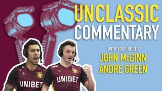 Unclassic commentary: John McGinn and Andre Green