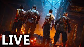 2X WEAPON XP ZOMBIES STREAM! - Black Ops 4 Zombies LIVE