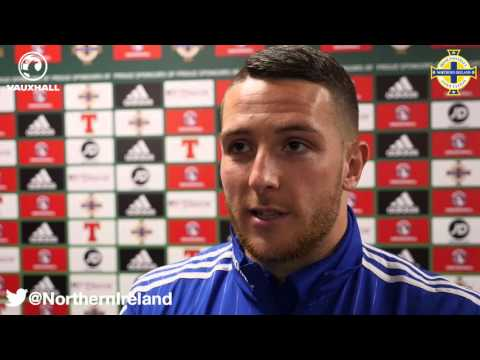 Conor Washington on International debut goal