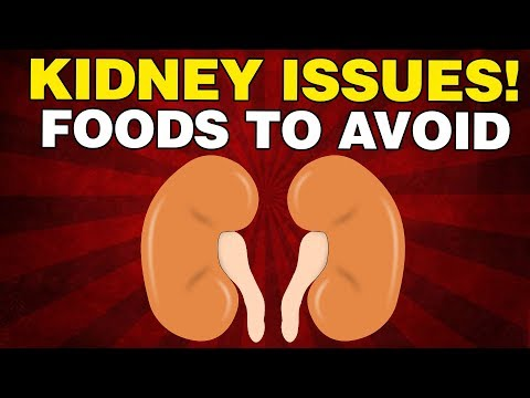 Kidney Disease | Foods YOU Should NOT Eat!