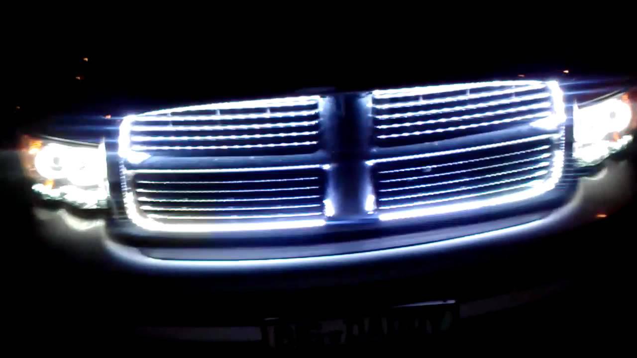 2002 Dodge Ram L E D Lights