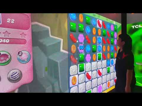 HUGE Interactive LED Wall Malaysia - Make any surface into a Touch Screen!
