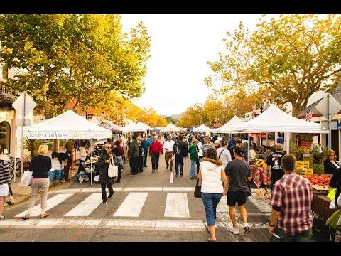 Alvarado Farmers' Market - Tour An Outstanding Farmers Market in Monterey, CA