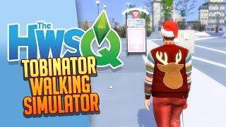SIMS 4: HWSQ 💛 026: Tobinator Walking Simulator 2018