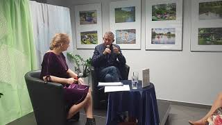 Promocja tomiku poezji Krzysztofa Tabaczki – Portrety i poszukiwania