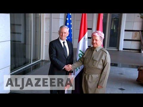 Calls grow to delay Iraqi Kurdistan vote for independence