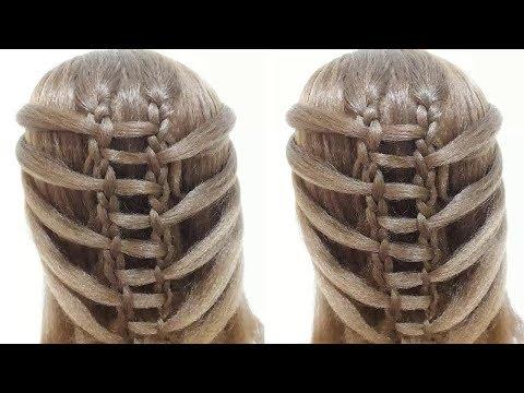 Repeat Como Hacer Peinados Recogidos Para Nina Con Trenzas Faciles