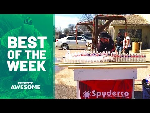 Best of the Week: Knife Skills, Breakdancing & More | People Are Awesome