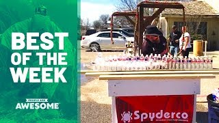 Knife Skills, Breakdancing & More | Best of the Week Video